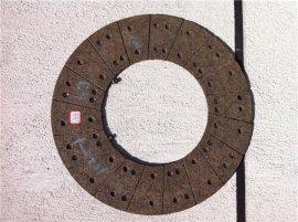 大奔离合器面片摩擦片 (DB-1012)