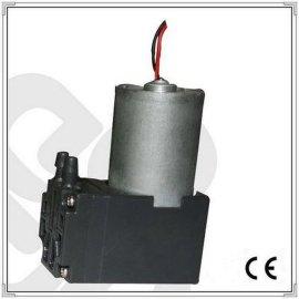 微型真空泵,静音无油真空泵MP75/8