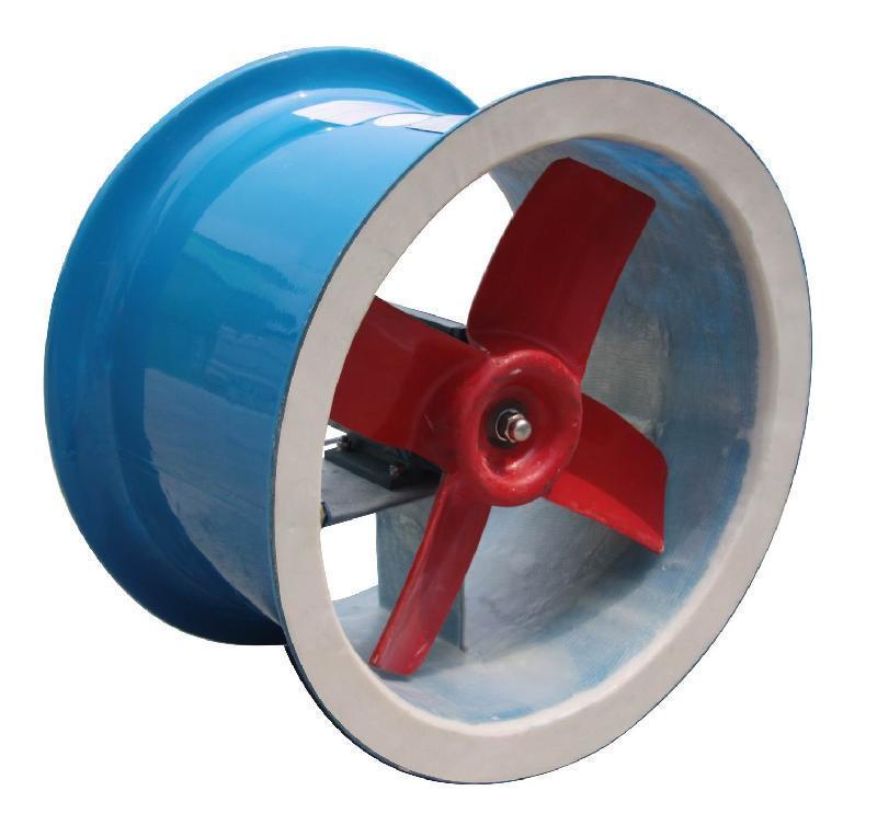 防腐軸流風機T35-11系列玻璃鋼防腐防爆管道風機