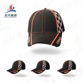 男女春夏潮牌 刺绣棒球帽 金属扣调节潮款青年运动帽鸭舌帽全棉帽