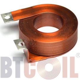 供应**圆铜线空芯线圈、扁平线空芯线圈 线圈