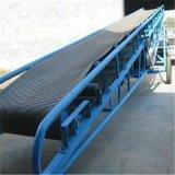 伸缩式皮带输送机厂家电动力滚筒输送机加防尘罩输送机价格