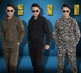 厂家学生军训迷彩服套装户外CS野营迷彩作训服男女劳保制服工作服