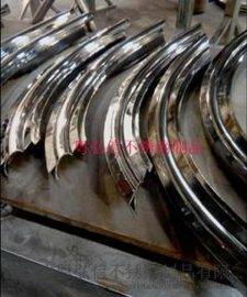 电梯不锈钢门套 不锈钢异形线条 V型装饰线条 红古铜踢脚线