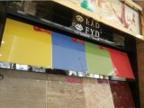 佛山FYD陶瓷新品上市MA8004Q纯色亮光全抛釉地砖 学校幼儿园专用