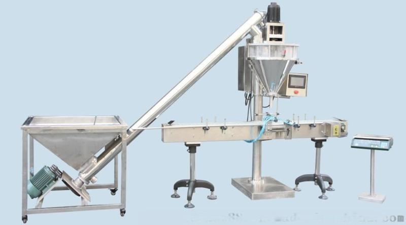 农药自动分装机 肥料自动分装机 饲料自动分装机