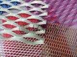 应用于幕墙的铝板网-铝板拉伸网