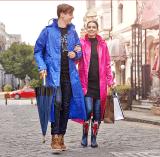 连体雨衣 成人户外骑行长款雨衣