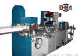 德虎彩色印刷餐巾机折叠机CJ-III(双色)