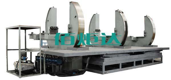 椭圆罐体外环缝自动焊接专机