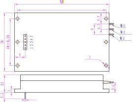 MEMS-FSW-1×4-MM-A型多模光开关,MEMS 1×4光开关,山东MEMS光开关