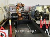 加工中心机床自动上下料机器人集成苏州品超