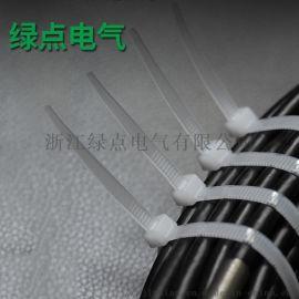 尼龙扎带5*400mm扎线带固定塑料捆扎带线束带