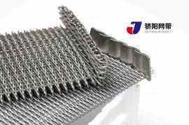 厂家直销人字型不锈钢网带耐高温金属输送网带