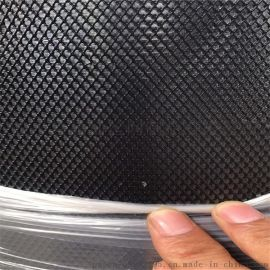 《黑色小孔铝板网》包塑铝板网规格/喷塑铝板网价格