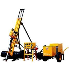 潜孔钻机系列 HQF110D电动潜孔钻机 操作简单  方便运输