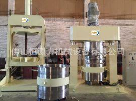 行星真空搅拌机 双行星式搅拌机 电子胶硅胶石材胶生产设备