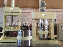 行星真空攪拌機 雙行星式攪拌機 電子膠硅膠石材膠生產設備