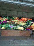P3.91压铸铝LED显示屏:500mm*500mm