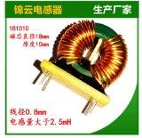 供应磁环共模电感器TC251513