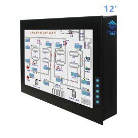 FNS-121a开放式嵌入式工业触摸显示器