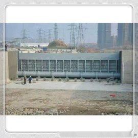贵州水利水电工程4m乘5m液压钢坝闸,平面闸门,崇鹏液压翻版闸门