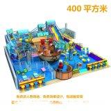 游乐园儿童娱乐设备新款淘气堡儿童乐园室内设备小型游乐场设施