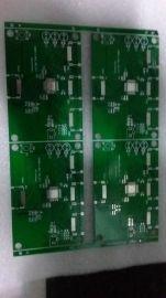 双面绿油喷锡PCB板