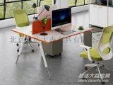 板式简易员工办公桌DS-BTD024