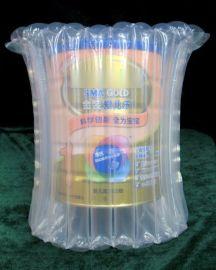 和潤 緩衝氣柱袋 10柱奶粉氣柱袋 防爆氣囊氣柱袋防震充氣緩衝袋廠家直銷