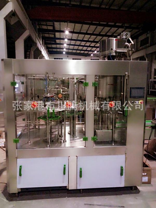 本厂供应三合一灌装机/全自动灌装机/饮料机械