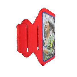 跨境专供  超薄亲肤莱卡手机运动臂带  户外运动手机套 高档定制