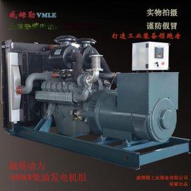 威曼动力500KW柴油发电机 500千瓦威曼发电机组 厂家直销 威姆勒