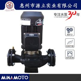 MINAMOTO源立GD(2)80-21/4KW立式铜芯管道增压循环水泵