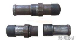 54钢螺纹式声测管 瀚桥建材声测管厂家