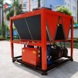 宏星(冷回收)热水机组,高温热水机