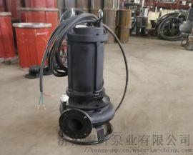 工厂用小型潜水泥浆泵KSQ40-13-3