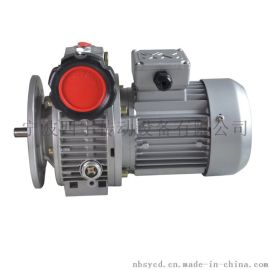 破桥式螺杆泵UDY1.5-100机械无级变速器维修