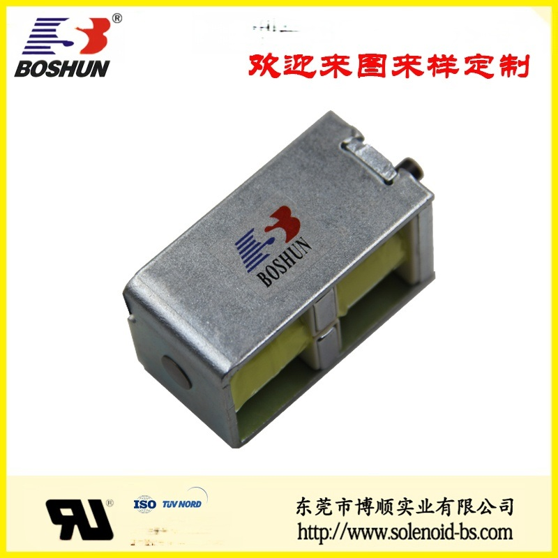 双向自保持式电磁铁推拉式BS-K1253S-01