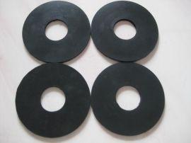 荆门氟橡胶法兰橡胶垫片(现货供应)