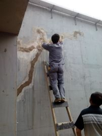 哈尔滨市污水池底板堵漏