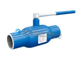 全焊接浮动球阀-供热专用