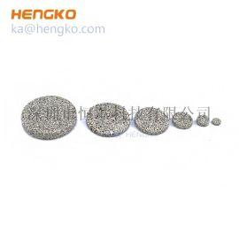 不锈钢传感器探头透气保护罩 多种规格防尘除尘滤芯