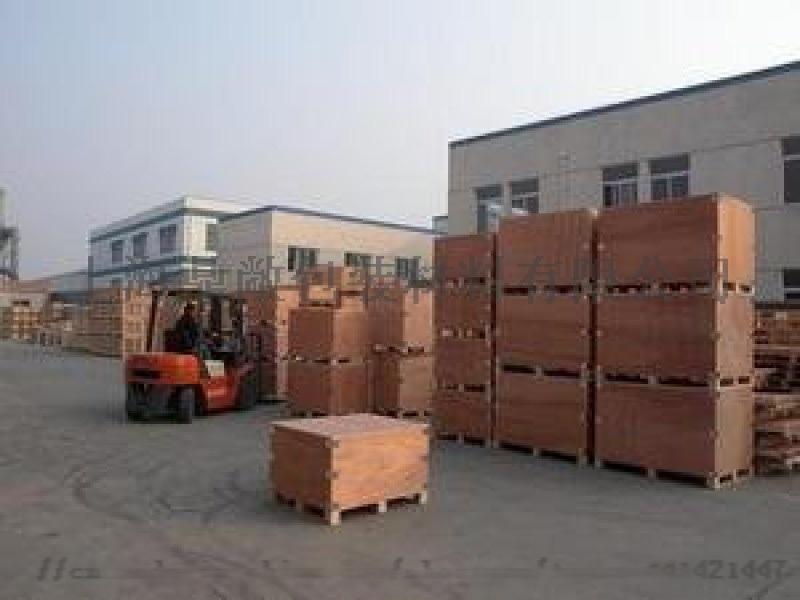 上海宝山免熏蒸包装箱出口木箱