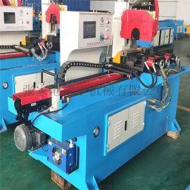 张家港全自动切管机精密无毛刺金属型材切割机不锈钢切管机定制
