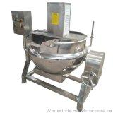 電加熱夾層鍋|可傾式電