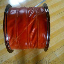 气管油缸连接器 软连接 防护套