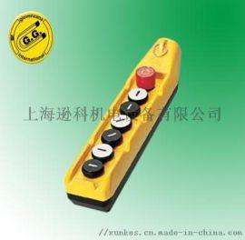 意大利GG(逊科)地操式按钮盒手电门PL07K