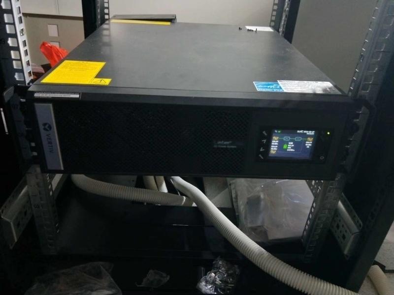 艾默生20kva机架式不间断电源-艾默生ups电源