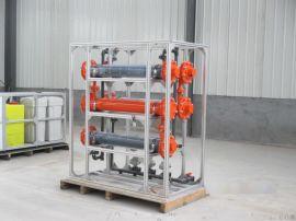 电解法次氯酸钠发生器/重庆自来水消毒设备